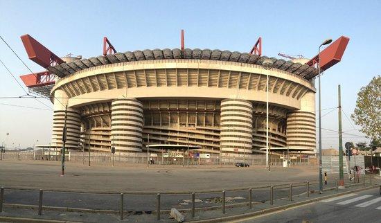 Stadio Giuseppe Meazza (San Siro): San Siro