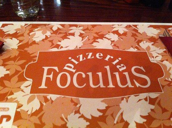Pizzeria FoculuS: Foculus