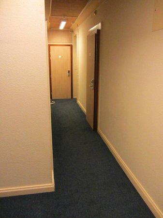 Hotel Bernina Geneve: Corridors