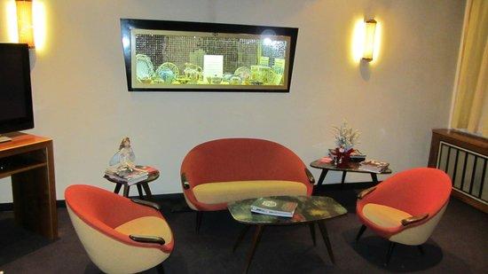 Hotel Bernina Geneve: Lobby