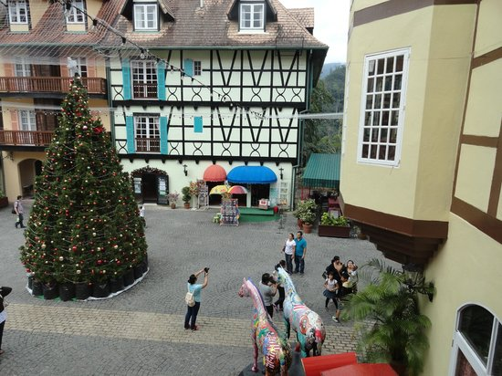 Colmar Tropicale, Berjaya Hills: View from the room