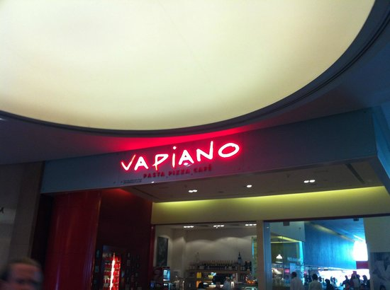 Vapiano : great food