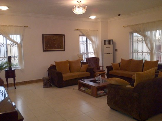 Arirang Hotel: Lounge