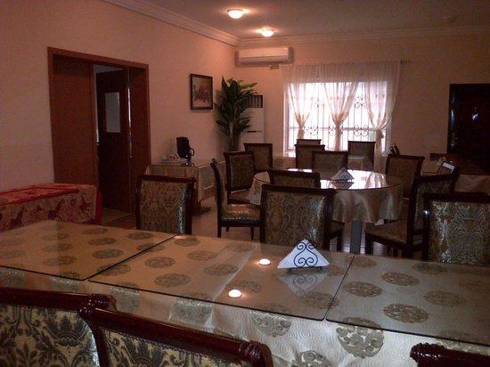 Arirang Hotel: Dining area
