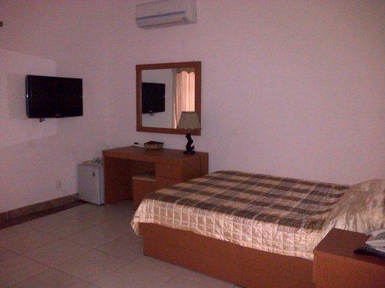 Arirang Hotel: Bed room