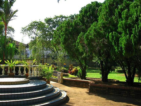 the forbidden garden - Picture of Malacca Sultanate Palace, Melaka ...