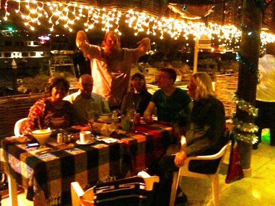 La Chatita Restaurant & Bar: MY CABO FAMILY