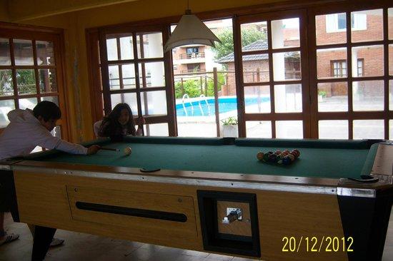 Pinamar Resort: sum de juegos
