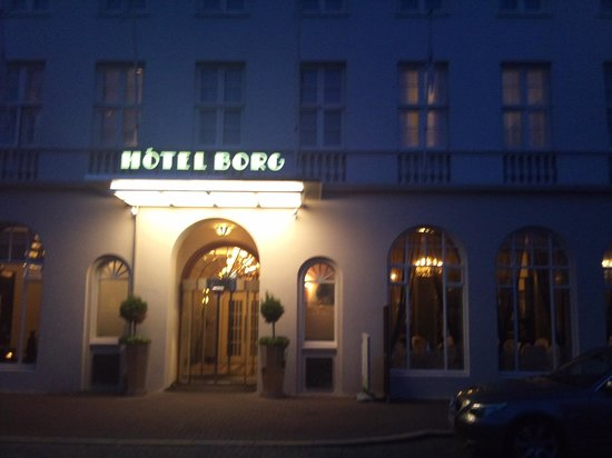 Hotel Borg by Keahotels : Entrace
