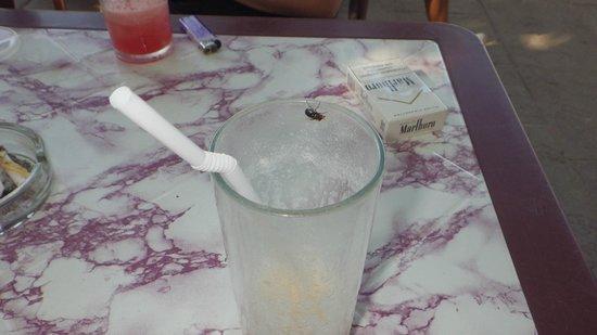 Camayan Beach Resort and Hotel: свежий сок заказал