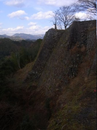 Taketa, Japan: 石垣