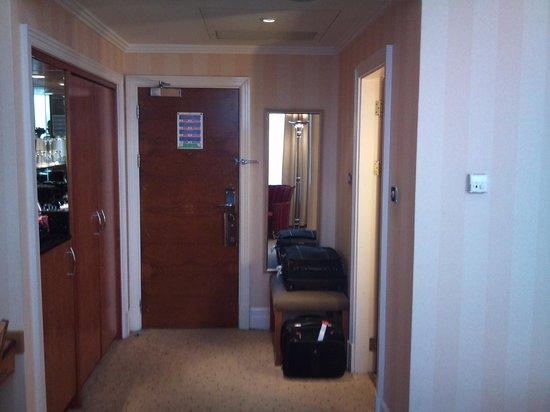 Hilton London Paddington: Hotel Room