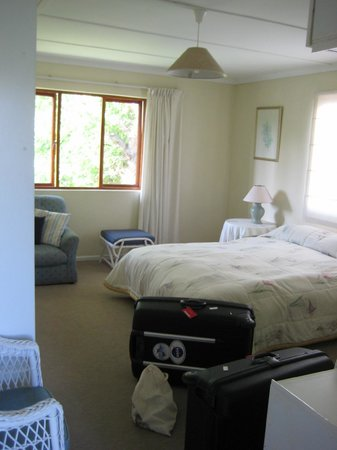Point Lodge on the Water's Edge, Knysna Lagoon: Schlafzimmer