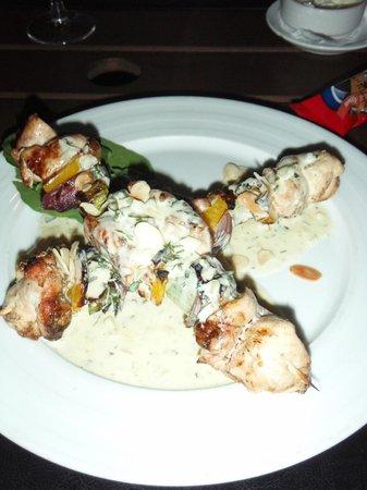 Terracota: Chicken pinchas