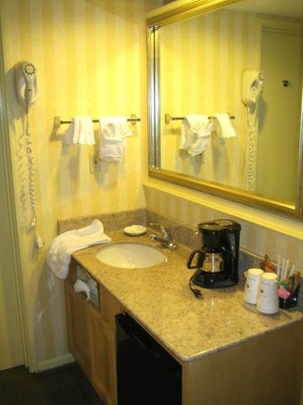 Best Western Plus Hill House: Bagno