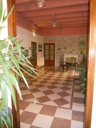 Casa Cundaro: 1er étage