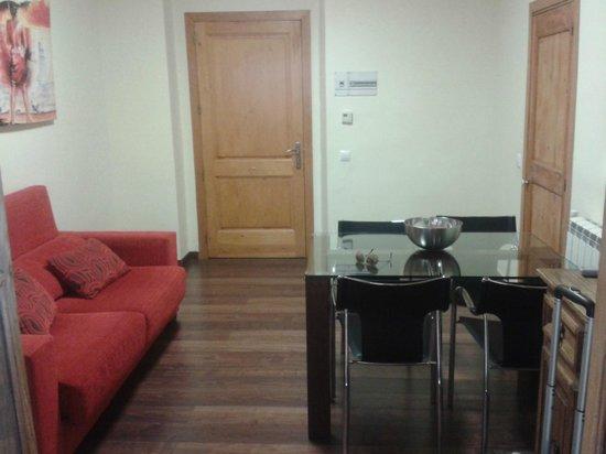 Casa Cundaro: Salle à manger - Chambre 203
