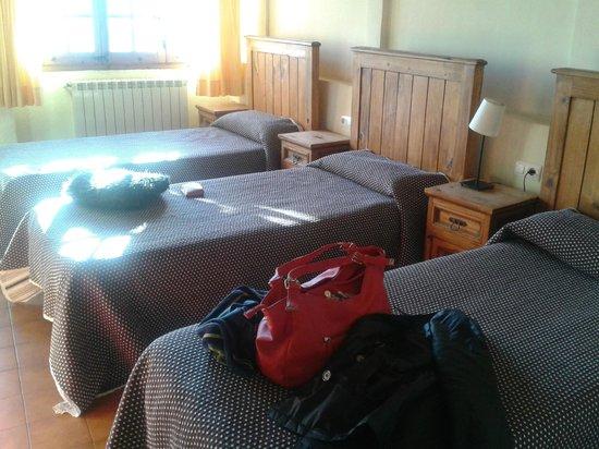 Casa Cundaro: Chambre 203