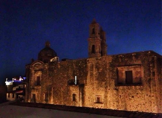 Hotel Mi Casita: Sin luces…