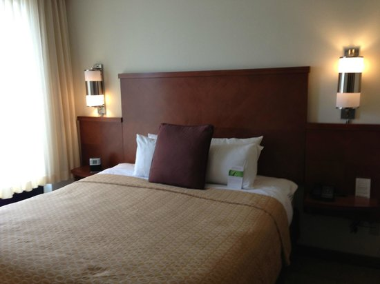 Hyatt Place Atlanta Airport North : Hyatt Grand Kind Bed