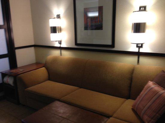 Hyatt Place Atlanta Airport North: Sitting Area