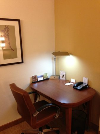 Hyatt Place Atlanta Airport North : Work Area