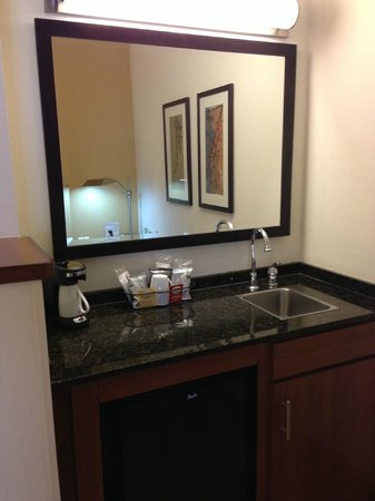 Hyatt Place Atlanta Airport North: Wet Bar