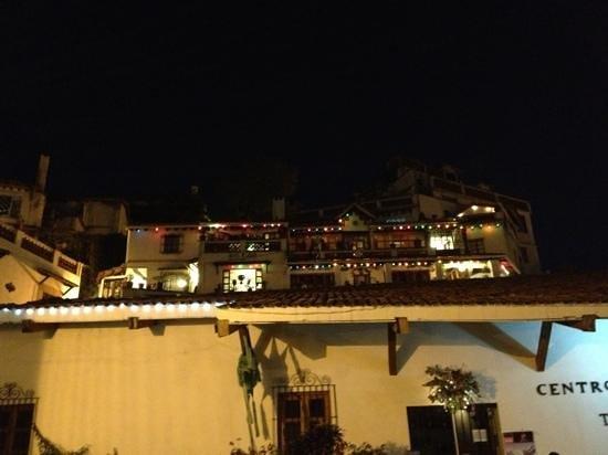 Hotel Mi Casita: Desde afuera