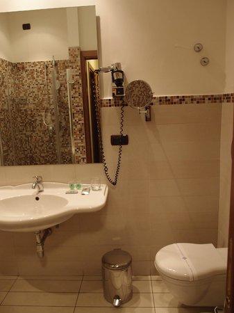 Le Stanze del Vicere': Bathroom