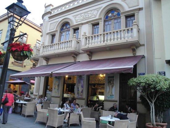Ebano Cafe