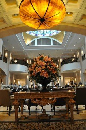 Hotel Adlon Kempinski: Hotellobby