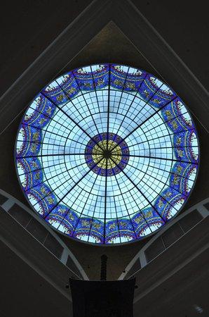 Hotel Adlon Kempinski: Glaskuppel über der Lobby