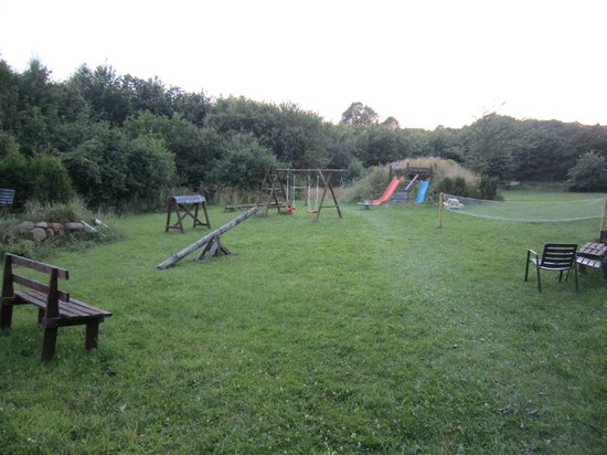Lurschau, Tyskland: Play area