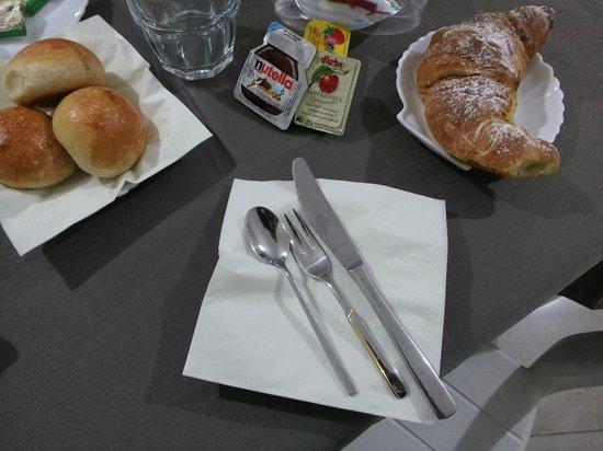 Hotel Happy: La colazione...