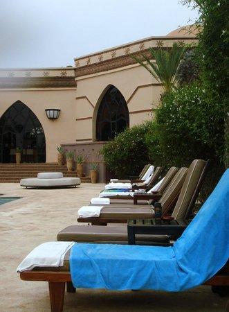 Terre Resort & Spa : piscina
