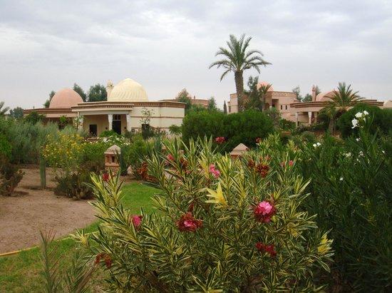 Rose Garden Resort & Spa: jardines