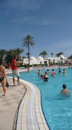 El Mouradi Djerba Menzel: Aqua aerobics :)