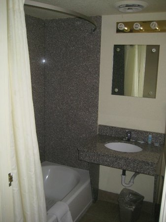 Rodeway Inn Page: Bagno