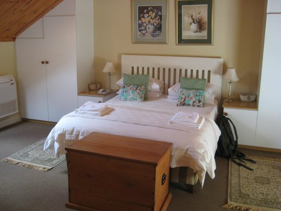 Knorhoek: Schlafzimmer