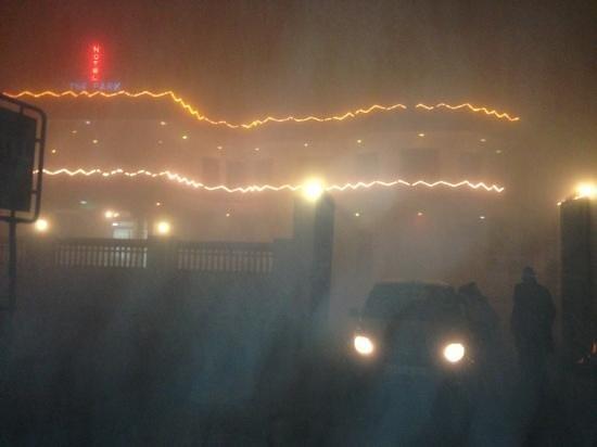 The Park: fog
