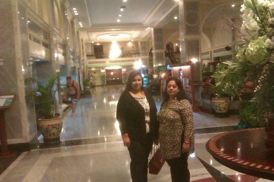 باتونج ريزورت: Hotel Lobby