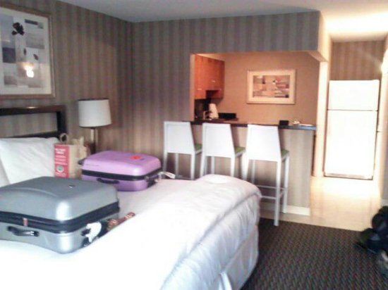 7 Springs Inn & Suites: Room general view