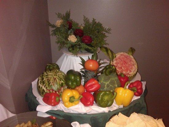 Zayka: Christmas display