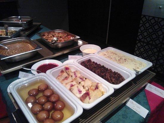 Zayka: Christmas deserts - yummy!!