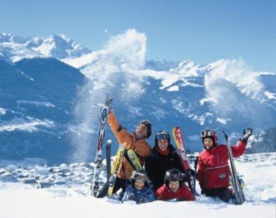 Hotel Ucliva: Ideal für Familien, SkifahrerInne, SnowboarderInnen