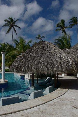 Paradisus Palma Real Golf & Spa Resort: Piscine lobby