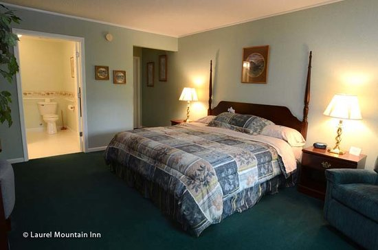 Laurel Mountain Inn: King Suite