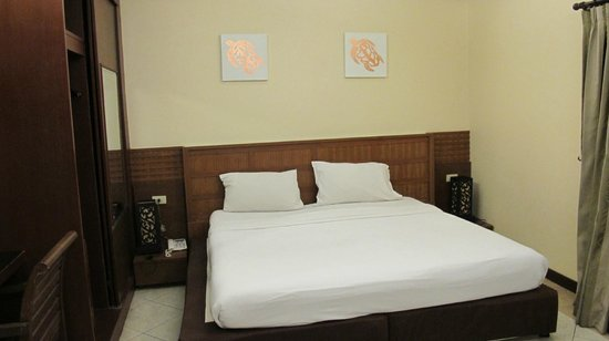 Citin Garden Resort: bedroom