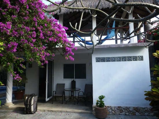Baldwin's Guest House Cozumel: The Casita