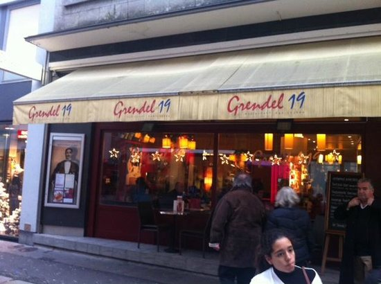 Grendel 19: foto exterior